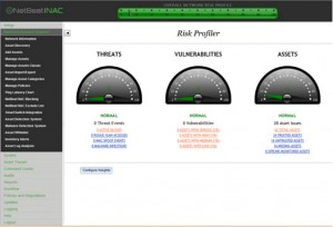 NetBeat Risk Profiler